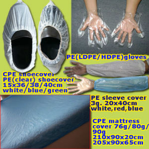 Ly Disposable Plastic PE Gloves (LY-PEG) pictures & photos