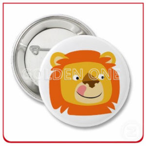 Wholesale Promotion Gift Full Color Printed Button Badge pictures & photos