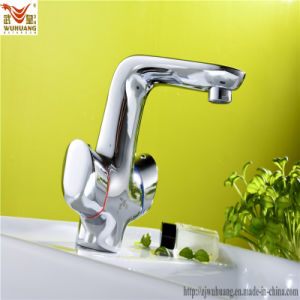 Dual Handle Elegant Basin Faucets pictures & photos