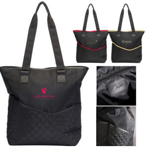 Black Travel Handbags for Promotion pictures & photos