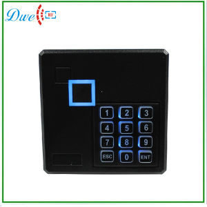 Factory Price Em-ID 125kHz Backlight RFID Keypad Standalone Access Controller System pictures & photos