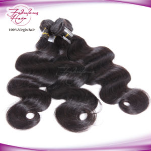 100% Unpocessed Natural Brazilian Human Hair Company pictures & photos