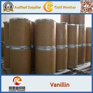Vanillin for Food Grade CAS No: 121-33-5