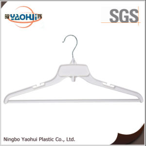 Fashion Top Hanger with Metal Hook for Cloth pictures & photos
