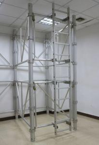 Aluminum Shore Plus System for Construction Support Equipment pictures & photos