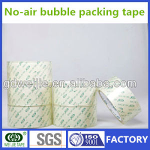 Weijie Top Quality BOPP Adhesive Clear Tape Manufacturer in China pictures & photos