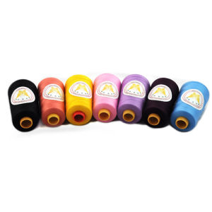 High Tenacity 40/2 Polyester Sewing Thread Sewing Thread pictures & photos