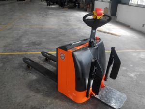 Good Quality Electric Hand Pallet Truck pictures & photos