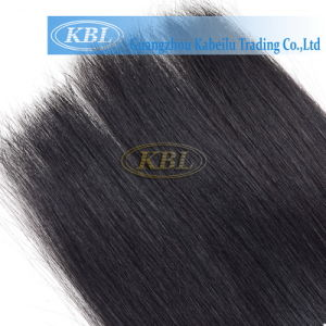 Jet Black Human Hair Extension pictures & photos