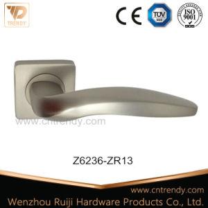 Door Hardware Zinc Alloy Furniture Door Lock Lever Handle (Z6236-ZR13)