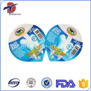 Printed Foil Lids/Heat Seal Foil Lids pictures & photos