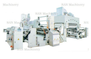 PE Coating Machine with Single Extruder pictures & photos