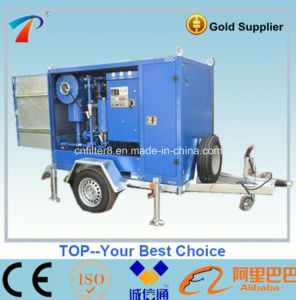 CE Approval Mobile Mineral Turbine Oil Purification System (TY-50) pictures & photos