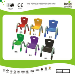 Kaiqi Colorful Plastic Children′s Chairs - Available in Many Colours (KQ50176D) pictures & photos