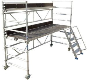 Aluminum Alloy Combination Scaffold Platform pictures & photos