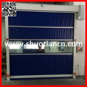 Rapid Speed Roll Door (ST001) pictures & photos