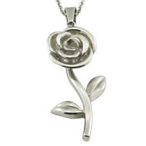 Rose Pendant Flower Pendant Stainless Steel Jewelry pictures & photos