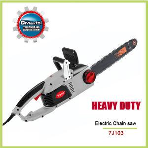 "Heavy Duty 18"" Electric Chain Saw"
