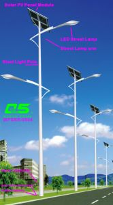 WPSRR-8904 3~15m Municipal Road Hot DIP Galvanized Steet Light Pole style pictures & photos