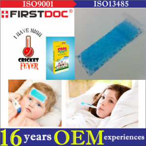 High Quality OEM/ODM Service 5*12cm Fever Cooling Gel Patch pictures & photos