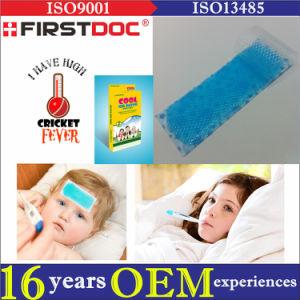 High Quality OEM/ODM Service 5*12cm Fever Cooling Gel Patch