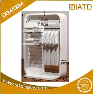 Pop up MDF Cosmetic Display Exhibition Book Stand for Cosmetic pictures & photos