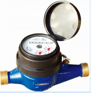 "Multi Jet Cold Water Meter (1/2"" to 3/4"") pictures & photos"
