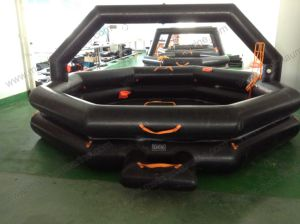 Low Price Solas Inflatable Life Raft China Manufacture pictures & photos