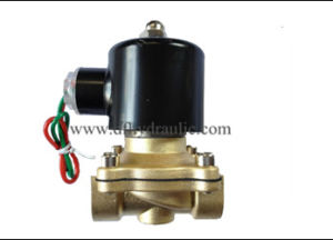 2W Series 2/2 Way Direct-Acting Solenoid Valve (Large Aperture) 2W-160-15 pictures & photos