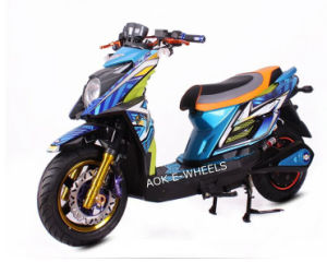 2000W Adult Racing Electric Motorbike (EM-002) pictures & photos