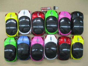 Wireless Mouse of Racing Car Shape pictures & photos