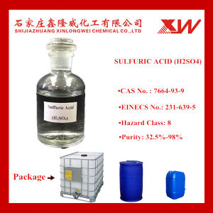 Sulfuric Acid Acs Grade H2so4 pictures & photos
