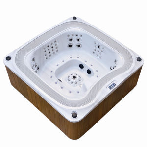Luxury Overflow SPA Tub for 8 Person pictures & photos