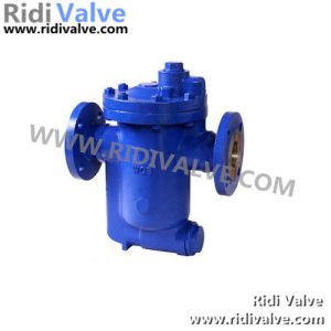 Flanged End Inverted Bucket Steam Trap