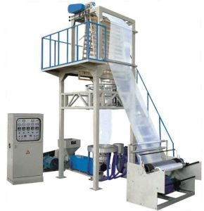 Sj-50 PE Film Blowing Machinery pictures & photos