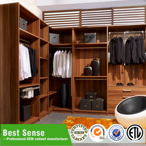 Best Sense High-End Customized Whole Solution Walk-in Closet pictures & photos