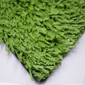 Economic Artificial Grass for Football Soccor Field pictures & photos