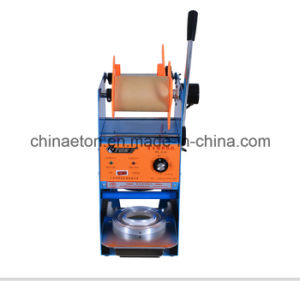 Eton Brand Automatic Cup Sealing Machine (ET-Q7) pictures & photos