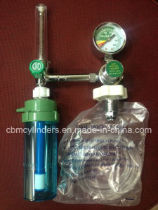 Ce0120 & ISO13485 Approved Medical Oxygen Regulator pictures & photos