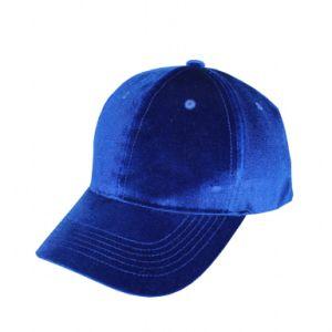 Velvet Cap Blue Men & Women Casual Headwear pictures & photos