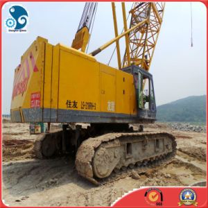 80ton Sumitomo Crawler Track Link Crane for Container/Lifting (LS 218RH-3) pictures & photos