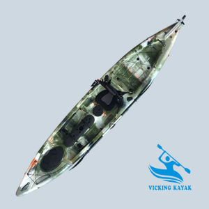 One Person Fishing Boat Kayak