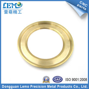 CNC Turning Parts for Brass Rings pictures & photos