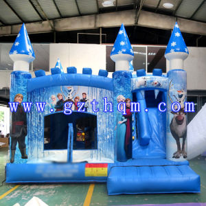 The Kingdom of The Castle Inflatable Bouncer pictures & photos