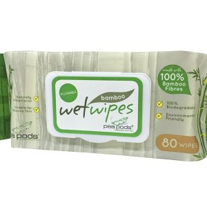 100% Bamboo Firber Baby Wet Tissues Cheap Organic Baby Wet Wipes pictures & photos