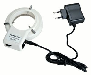 LED-54t-B LED Ring Light for Microscope with Brightness Adjustable pictures & photos