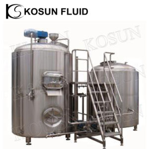 300L 500L Stainless Steel Micro Beer Brewing Equipment for Sale pictures & photos