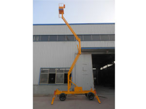 10-24m Self-Propelled Crank Arm Aerial Work Platform (SG 1000NEW E)