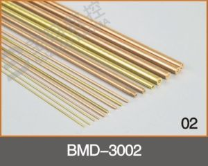 Bmd-3002 Brass / Cooper Tube Electrode 0.3mm~3.0mm pictures & photos