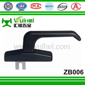 Zinc Alloy Single Tongue Handle for Door (ZB006) pictures & photos